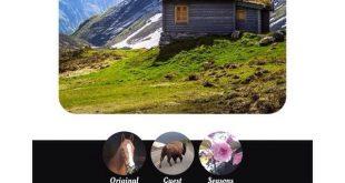 insta 8 310x165 - آموزش تصویری گرد کردن تصاویر اینستاگرام با اپلیکیشن Afterlight