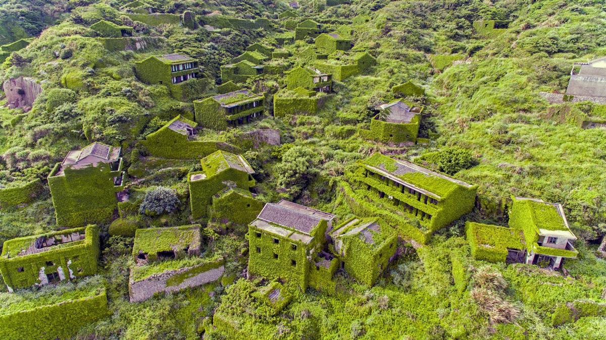 روستای متروکه هوتوان