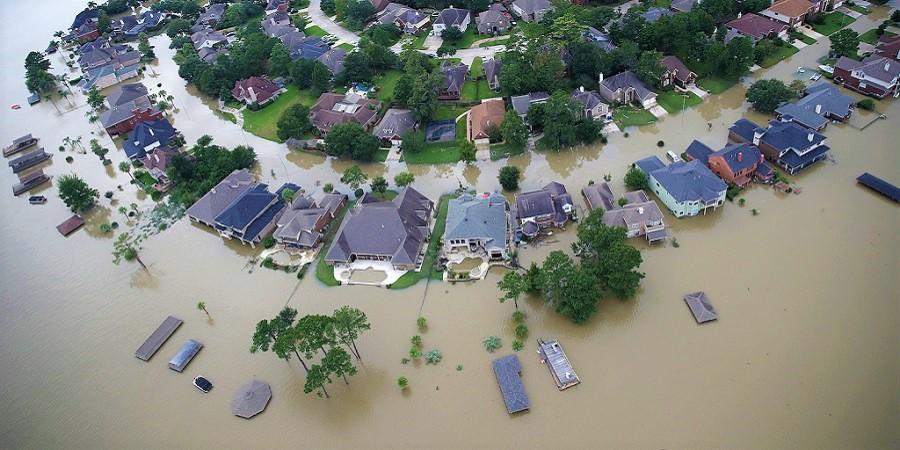 harvey flooding 1 - شهرهایی که بزودی به زیر آب خواهند رفت
