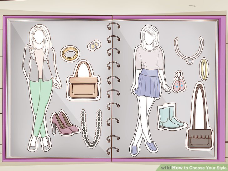 style 8 - چطور تیپ و استایل مناسب و دلخواه رو انتخاب کنیم