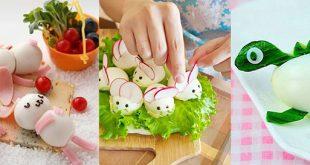154671 470 310x165 - ایده های جالب برای تزیین تخم مرغ آب پز