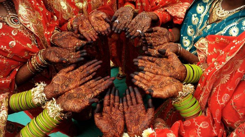 wedding 3 1 - رسم و رسومات عروسی در کشورهای مختلف