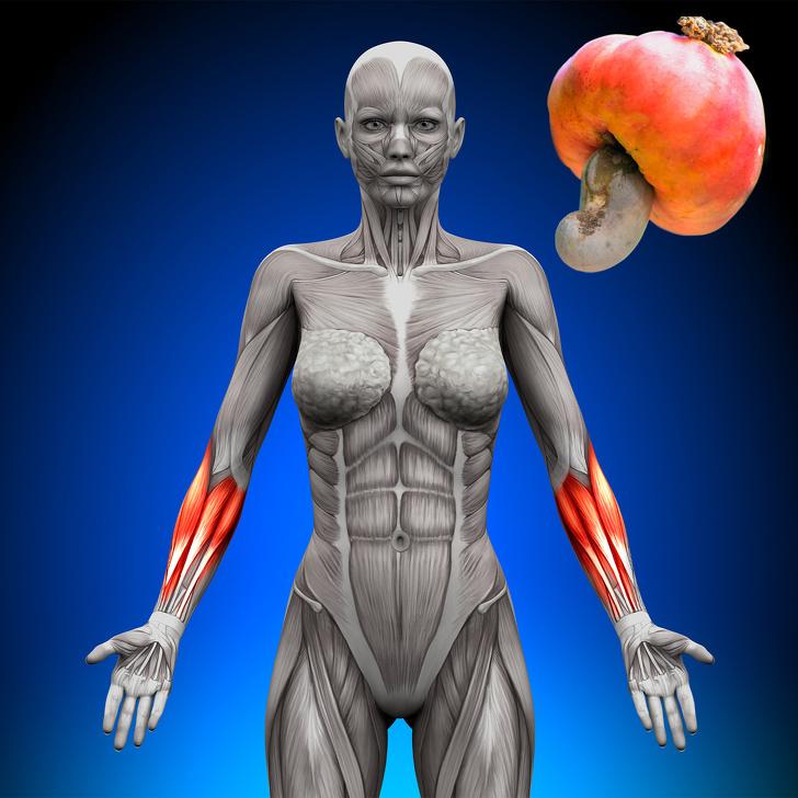 6 1571660882 - مواد غذایی مفید برای خانمها