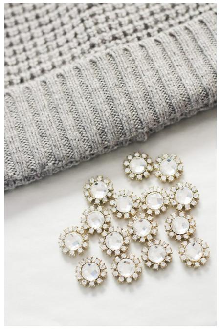 decorating1 simple2 knit2 hat3 - آموزش تصویری دو مدل تزیین کلاه بافتنی