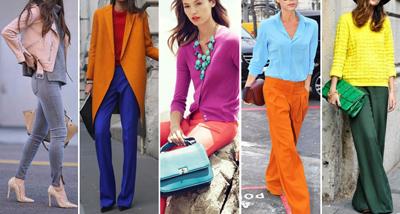 what1 color3 - ست کردن رنگهای مختلف با هم