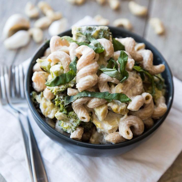 pasta 7 - روشهای مختلف پخت پاستا در خانه