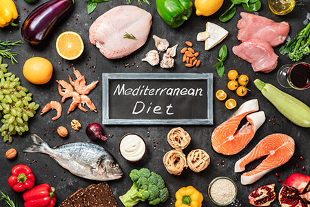 mediterranean diet02 1 - همه چیز درباره رژیم مدیترانه ای