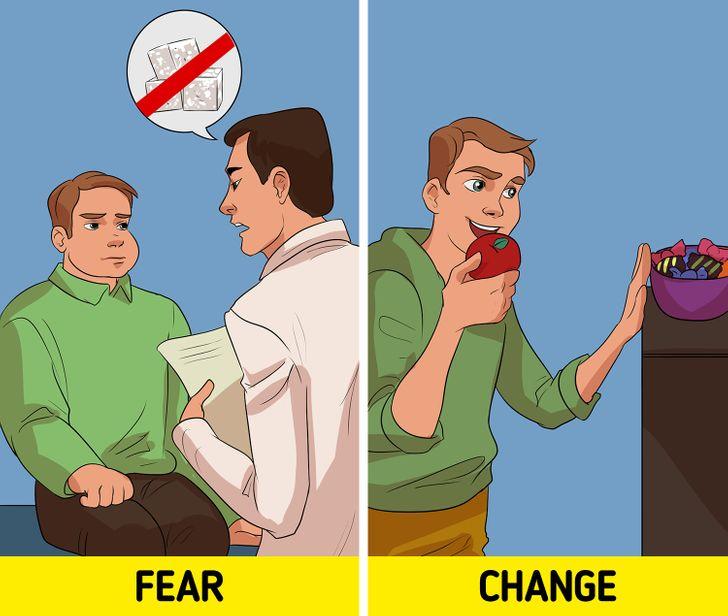 7 0df0115161879442d6b93594fe - احساس ترس چه فایده ای برای بدن ما دارد