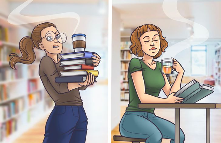 7 6b5c5b58759cddc6449089610e - چای یا قهوه چه نکاتی را درباره ی شخصیت مان آشکار می کند
