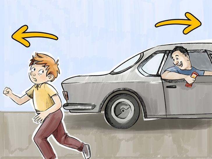 8973955756b20b6eac077cc0d6 - راههای محافظت از کودکان در مقابل غریبه ها