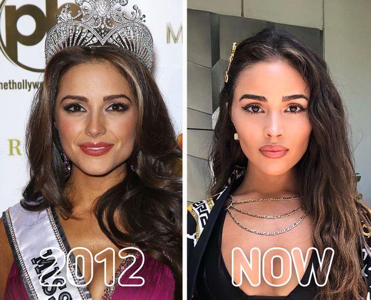 15ec855114999d35f372aa8bd0 - ملکه های زیبایی سابق حالا چه شکلی هستند