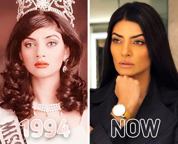 27b0375c098969b33e2df30e86 - ملکه های زیبایی سابق حالا چه شکلی هستند