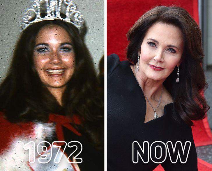 a3800a5703820f4521d25eafe0 - ملکه های زیبایی سابق حالا چه شکلی هستند